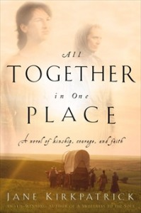 all together in one place cover art jane kirkpatrick