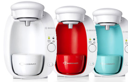 Tassimo Home Brewing System